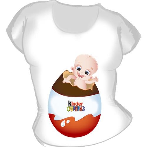 e9b46bc74641 Женская футболка